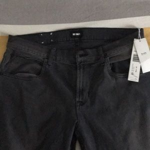 Men's Hudson jeans with tags